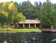 Briggs Pavilion Fishing Post Card 2